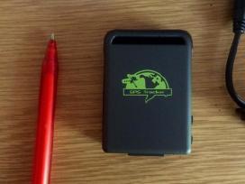 GPS seklys, tracker tk 102