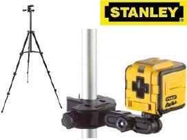 "Lazerinis nivelyras ""Stanley"" Cubix, 55€"