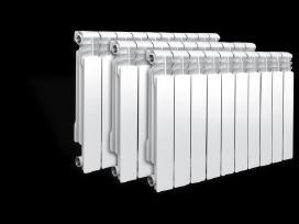 Aliuminiai radiatoriai