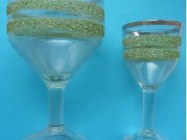 Kristolines taureles, vazos