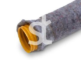 Drenažo vamzdis 100mm su geotekstile tik 1.41 Eur
