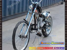 80cc 2-taktų variklio rinkinys dviraciui