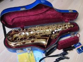 Geriausi saksofonai. Altai, Tenorai, Baritonas