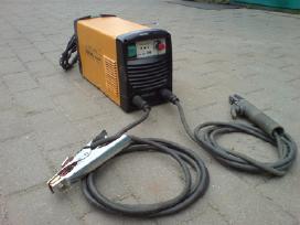Elektros generatoriaus nuoma