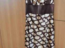 Lengva proginė (ir ne tik) suknelė