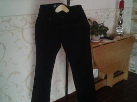 Geros kokybės juodos džinsų tipo kelnes vaikinui