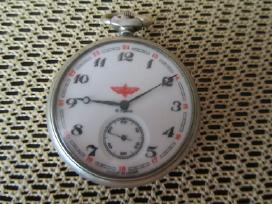 Laikrodis Is CCCP .zr. foto.