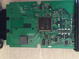 Autocom Cdp+ Pro naujas su Bluetooth žalia plokste