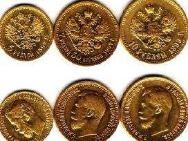 Lombardas. Auksinių monetų supirkimas.