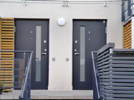 Aukštos kokybės Šarvuotos-seifo durys, montavimas