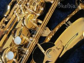 Saksofonas tenoras, altas. sopranas yamaha