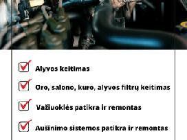 Autoelektrikas, Kaunas