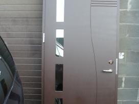 Kokybiškos Vidaus ir Lauko Šarvuotos durys