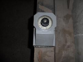Laiko relės, išjungikliai Ap-50, elektros radiator