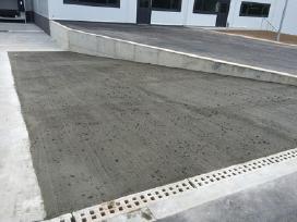 Pagalbinis darbininkas, betonuotojas, paruošėjas.
