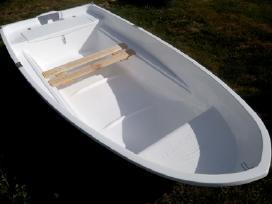 Dviguba dvivietė valtis