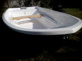 Dviguba dvivietė valtis - nuotraukos Nr. 6