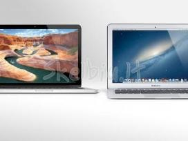 Apple MacBook pakrovejas