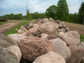 Parduodu akmenis , lauko akmenys