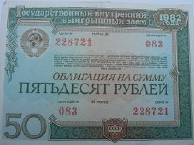 TSRS obligacijos
