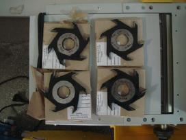 Medžio obliavimo - pjovimo staklės 2.4kw