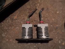 Tiristoriai, diodai ir generatorinė lempa