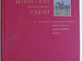 Dvi knygos karine tematika