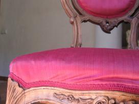 Antikvarinės vintažinės kėdės