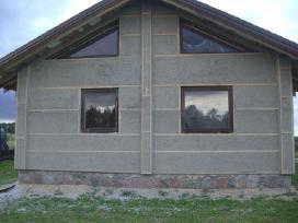 Apšiltiname įvairius pastatus ekovata