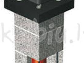 Tona (Vokietija) kaminai-dūmtraukiai. Akcija-30% ! - nuotraukos Nr. 4