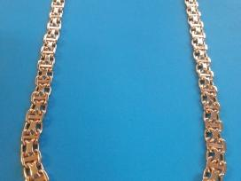 Auksinė grandinėlė Inkarinė x2 50gr.