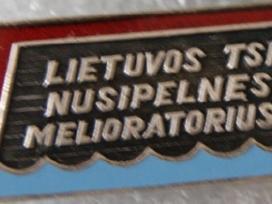 Perku Medalius, Ordinus, Zenkliukus, Monetas