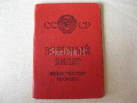 CCP dokumentas .zr. foto.