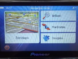 Nauja navigacija GPS Pioneer 7 coliu tik 69 eurai
