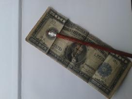 Perku monetas ir banknotus