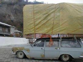 Vairuotojo darbas