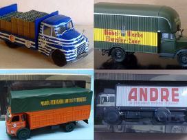 Camions D'autrefois