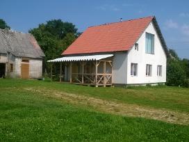 Parduodami du namai su 30a namų valda Zapyškio sen