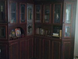 Foteliai, spintelės, sekcija
