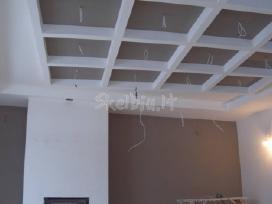 Statybos remonto ir apdailos darbai