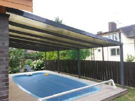 Stoginės (terasos), verandos nuo 71 Eur/m2 !!