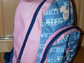 Mokyklinė kuprinė Minnie