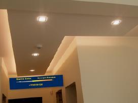Elektros darbai,apsaugos sistemos,varžų matavimai, - nuotraukos Nr. 10