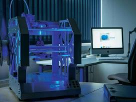 3D spausdintuvas vokiskas Renkforce, id printeriai - nuotraukos Nr. 2