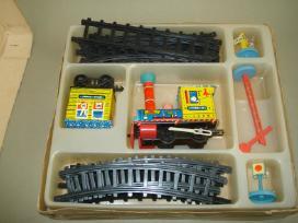 Traukinukas - Dezuteje. Is CCP.lotas nr.23 - nuotraukos Nr. 2