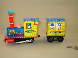 Traukinukas - Dezuteje. Is CCP.lotas nr.23 - nuotraukos Nr. 3