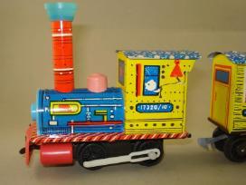 Traukinukas - Dezuteje. Is CCP.lotas nr.23 - nuotraukos Nr. 4