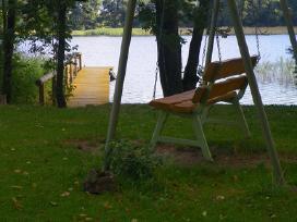 Laisvalaikis ant Snaigyno ežero kranto - nuotraukos Nr. 2