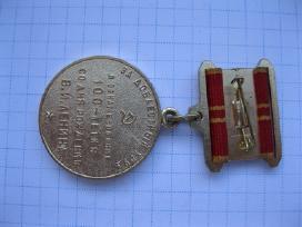 Cccp medalis ....zr. foto.......be defektu...
