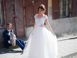 Vestuvine princeses suknele